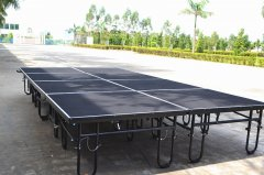 Hot sell Mobile Folding portable stage