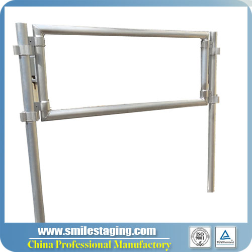 4ft(1.22m) Safe Guard Rail For Aluminum Stage Systems