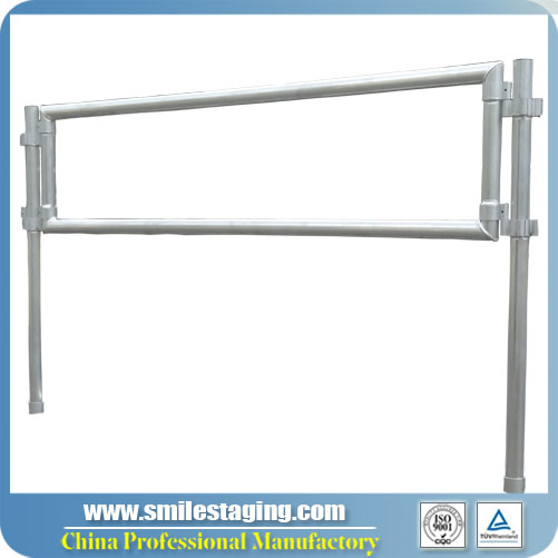 2m Guard Rail For Aluminum Stage Systems