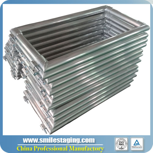 1m Guard Rail For Aluminum Stage Systems