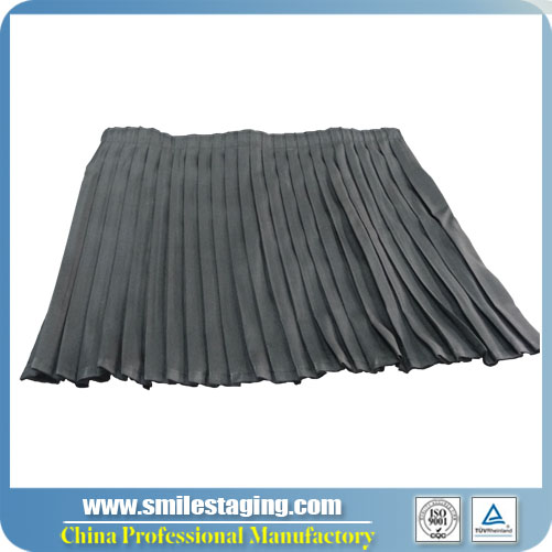 4ft x 24''(W X H)Skirt For Portable Staging